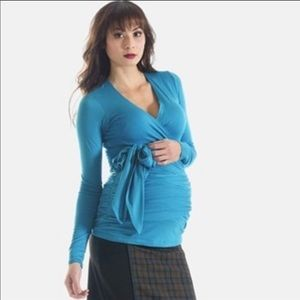 Lilac Clothing Maternity Nursing Bella XS